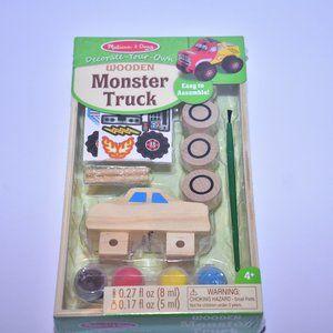 Melissa & Doug Monster Truck Kit